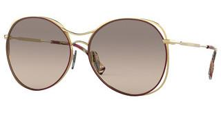 Burberry BE3105 101713 BROWN GRADIENTGOLD/BORDEAUX