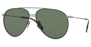 Burberry BE3108 100371 GREENGUNMETAL/MATTE GREEN