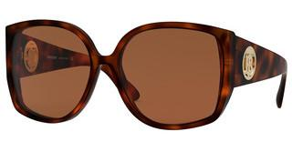 Burberry BE4290 3382/3 BROWNMATTE LIGHT HAVANA