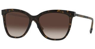 Burberry BE4308 385413 BROWN GRADIENTDARK HAVANA