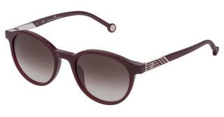 Carolina Herrera SHE797 09FD BROWN GRADIENT PINKPRUGNA PIENO LUCIDO