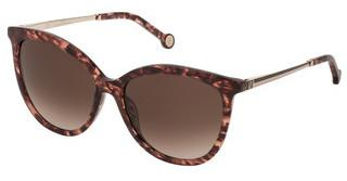 Carolina Herrera SHE798 01GQ BROWN GRADIENT PINKAVANA MARRONE/ROSA