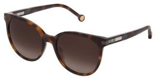 Carolina Herrera SHE830 01AY BROWN GRADIENTAVANA SCURA LUCIDA