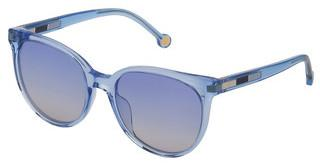 Carolina Herrera SHE830 095A BLUE GRADIENTLAVANDA LUCIDO