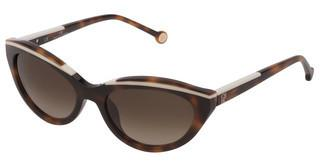 Carolina Herrera SHE833 01AY BROWN GRADIENTAVANA SCURA LUCIDA