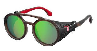 Carrera CARRERA 5046/S 4IN/Z9 GREEN MULTILAYEMTT BROWN