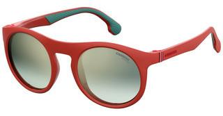 Carrera CARRERA 5048/S 0Z3/EZ GREEN SF FLSGUNMATTE RED