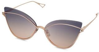 DITA DTS-515 02 Dark Grey to Peach Gradient - ARRose Gold