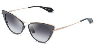DITA DTS-522 01 Dark Grey to Clear - ARRose Gold - Black Rhodium
