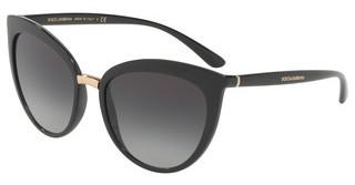 Dolce & Gabbana DG6113 501/8G LIGHT GREY GRADIENT BLACKBLACK