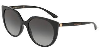 Dolce & Gabbana DG6119 501/8G LIGHT GREY GRADIENT BLACKBLACK