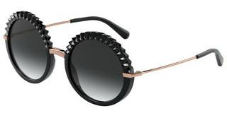 Dolce & Gabbana DG6130 501/8G LIGHT GREY GRADIENT BLACKBLACK