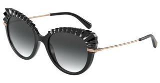 Dolce & Gabbana DG6135 501/8G LIGHT GREY GRADIENT BLACKBLACK