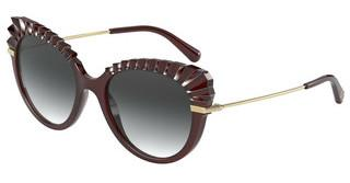 Dolce & Gabbana DG6135 550/8G LIGHT GREY GRADIENT BLACKTRANSPARENT RED