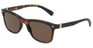 Dolce & Gabbana DG6139 502/73 BROWN GRADIENT DARK BROWNHAVANA