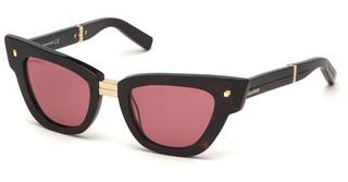 Dsquared DQ0331 52S bordeauxhavanna dunkel