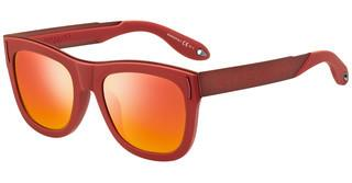 Givenchy GV 7016/N/S C9A/UZ RED FLRED