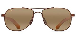 Maui Jim Guardrails H327-23 HCL BronzeMetallic Gloss Copper