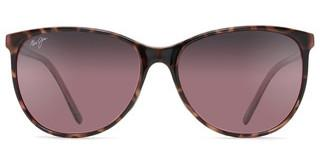 Maui Jim Ocean RS723-12B Maui RoseTortoise with Raspberry