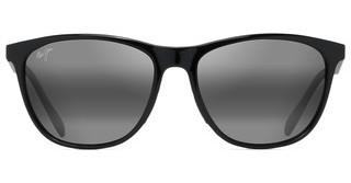 Maui Jim Sugar Cane 783-02 Neutral GreyGloss Black