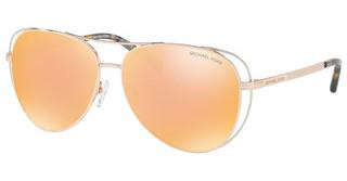 Michael Kors MK1024 11757J LIQUID ROSE GOLDROSE GOLD/SILVER-TONE