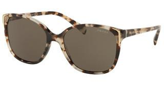 Prada PR 01OS UAO5S2 BROWNSPOTTED OPAL BROWN