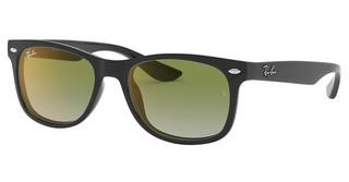 Ray-Ban Junior RJ9052S 100/W0 GREEN MIRROR REDBLACK