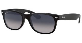 Ray-Ban RB2132 601S78 POLAR BLUE GRAD. GREYMATTE BLACK