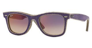 Ray-Ban RB2140 1167S5 CLEAR GRADIENT VIOLETJEANS VIOLET