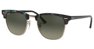 Ray-Ban RB3016 125571 GREY GRADIENT DARKSPOTTED GREY/GREEN