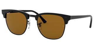 Ray-Ban RB3016 W3389 BROWNMATTE BLACK