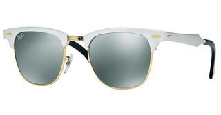 Ray-Ban RB3507 137/40 GREY MIRRORBRUSHED SILVER/ARISTA