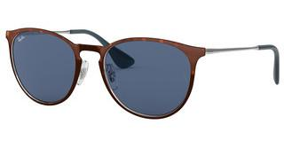 Ray-Ban RB3539 913280 DARK BLUEHAVANA