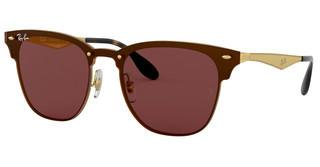 Ray-Ban RB3576N 043/75 DARK VIOLETBRUSHED GOLD
