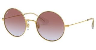 Ray-Ban RB3592 001/I8 LIGHT BLUE GRADIENT VIOLETGOLD