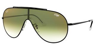 Ray-Ban RB3597 002/W0 CLEAR GRAD GREEN MIRROR REDBLACK
