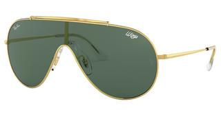 Ray-Ban RB3597 905071 DARK GREENGOLD