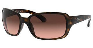 Ray-Ban RB4068 642/A5 PINK GRADIENT BROWNHAVANA