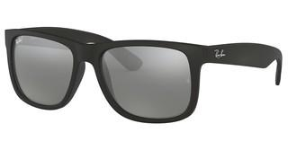 Ray-Ban RB4165 622/6G GREY MIRROR SILVERRUBBER BLACK
