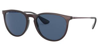 Ray-Ban RB4171 647380 DARK BLUETOP METALLIC CIPRIA ON BLACK
