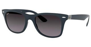Ray-Ban RB4195 63318G GREY GRADIENT DARK GREYMATTE BLUE