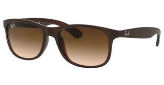 Ray-Ban RB4202 607313 BROWN GRADIENTMATTE BROWN