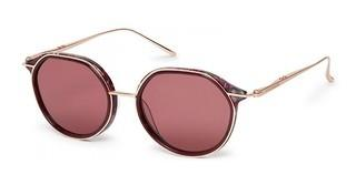 Scotch and Soda 7002 202 Rot/Orange/Gelb/ViolettRosegold