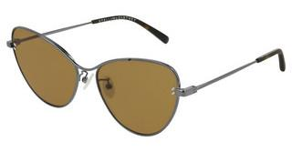 Stella McCartney SC0157S 002 BROWNRUTHENIUM
