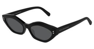 Stella McCartney SC0204S 001 SMOKEBLACK