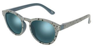 Stella McCartney SK0020S 007 LIGHT BLUEMULTICOLOR
