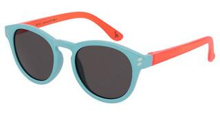 Stella McCartney SK0020S 010 SMOKELIGHT-BLUE