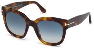 Tom Ford FT0613 53W blau verlaufendhavanna blond