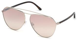 Tom Ford FT0681 16G braun verspiegeltpalladium glanz