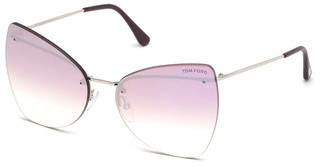 Tom Ford FT0716 16Z verspiegeltpalladium glanz